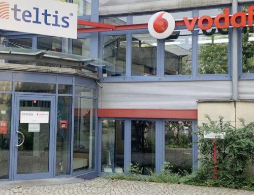 Vodafone BPS Dresden – Erreichbarkeit in der Corona Krise