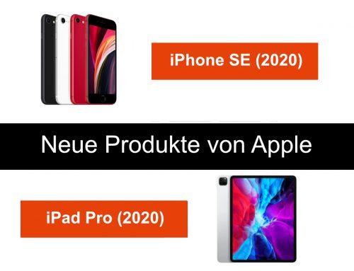 2 Neue Apple Produkte 2020